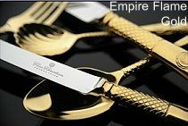 Empire Flame - Gold Plate