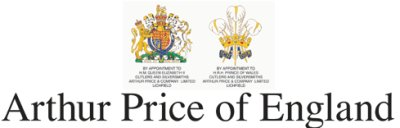 Arthur Price of England The Art Of Cutlery and Silverware since 1902