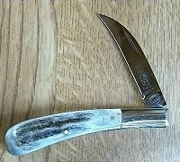 Ettrick Pruner With Stag Handle